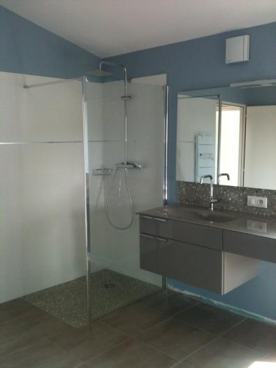 salle de bain. suite parentale