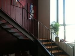 un escalier sur mesure